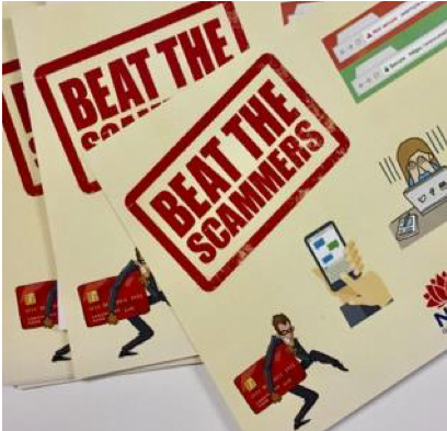 Image - Beat the scammers